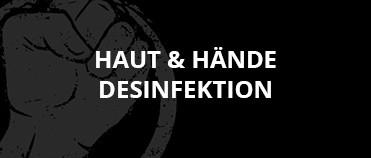 Haut & Händedesinfektion