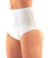Suprima   Baumwoll Slip   Unisex   Größe 56-60   Weiß   1245 56