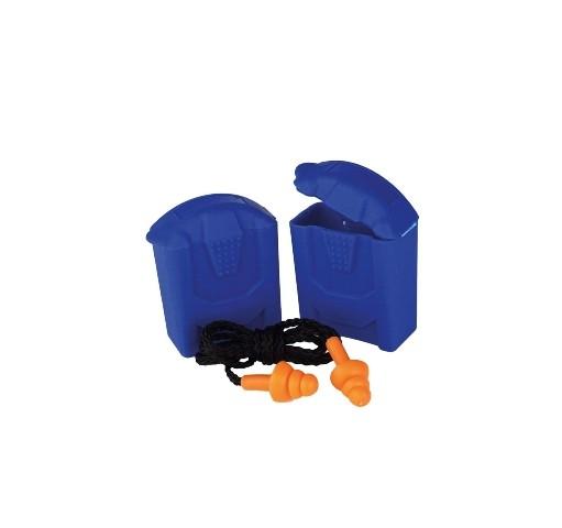 Pro-Fit® Gehörschutzstöpsel mit Kordel, 1 Paar inkl. Box