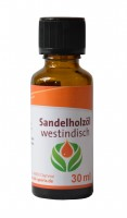 KK Ätherisches Öl Sandelholz 30 ml Flasche