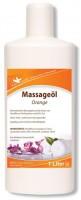 KK Massageöl Orange 1 Liter Flasche