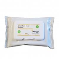 Haut- u. Hände Desinfektionstücher | 48 Stück | OP SEPT Basic Wipes | biologisch abbaubar