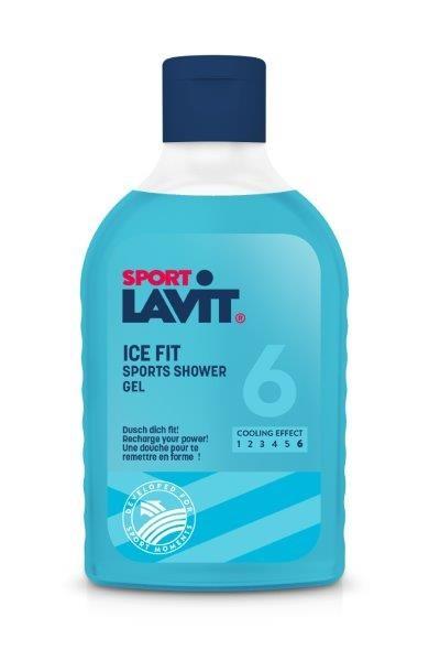 Sport Lavit Ice Fit   Sports Shower Gel   250 ml Flasche