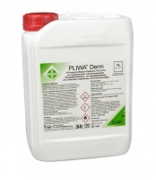 PLIWA Derm Händedesinfektion | 5 Liter Kanister | 10-301