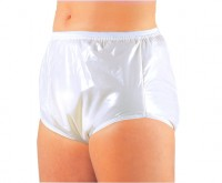 Suprima   PVC Slip   Unisex   Größe 34-54   Schlupfform   Weiß   1265 28