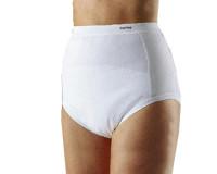 Suprima   Bodyguard-Slip 3 Inkontinenz-Slip   Unisex   Größe 36/38-52/54   Schlupfform   Weiß   1259 36/38 Weiß