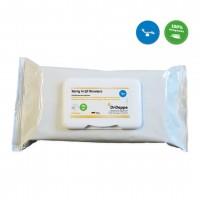 Flächen - Desinfektionstücher | 80 Stück | QF- Bio-Wipes | Hygienetücher |
