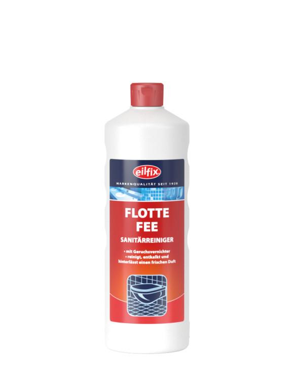 Eilfix® Flotte Fee | Sanitärreiniger | 1 Liter Flasche