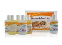 KK Massage & Sport Set 6 x 50 ml Flaschen
