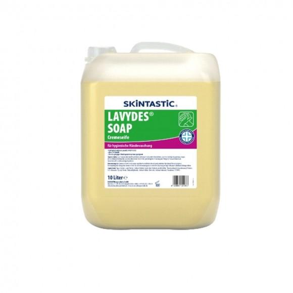 Skintastic® Lavydes | antibakterielle Cremeseife | Seife | 10 Liter Kanister