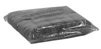 Unigloves Liegenschoner Liegenbezug Schwarz 10 Stück/Beutel