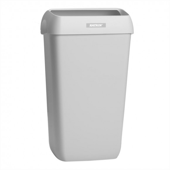 Katrin Abfalleimer   Mülleimer   Weiß   25 L