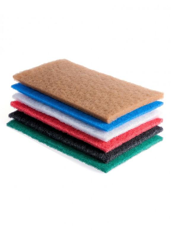 Floorstar | Normal Handpads | 23 cm x 15 cm x 0.6 cm | Farbig | NH | 10 Stück/Packung