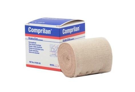 Comprilan® elastische Kurzzugbinde 6 cm x 5 m