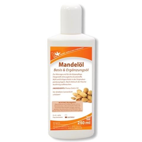 KK Mandelöl | Raffiniert | 250 ml Flasche