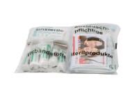 Leina Erste-Hilfe-Material Komplett-Set inkl. Verbandsschere