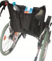 Sundo   Einkaufsnetz mit Innenfutter   für Rollstuhl und Rollator