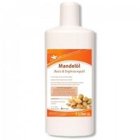 KK Mandelöl | Raffiniert | 1 Liter Flasche
