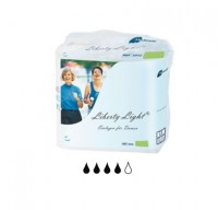 Liberty Light   Inkontinenzvorlage   Super   30 Stück/Packung