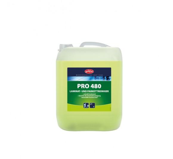 Eilfix® PRO 480 Laminat- und Parkettreiniger | 5 Liter Kanister