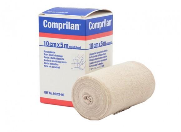 Comprilan® elastische Kurzzugbinde 10 cm x 5 m