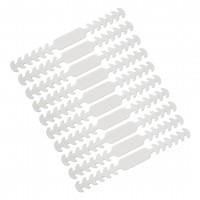 Maskenhalter | Weiß | 10 Stück