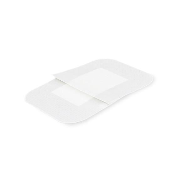 ABE® Wundverband | Mit Wundauflage | Steril | 6 x 10 cm | 50 Pouch/Packung