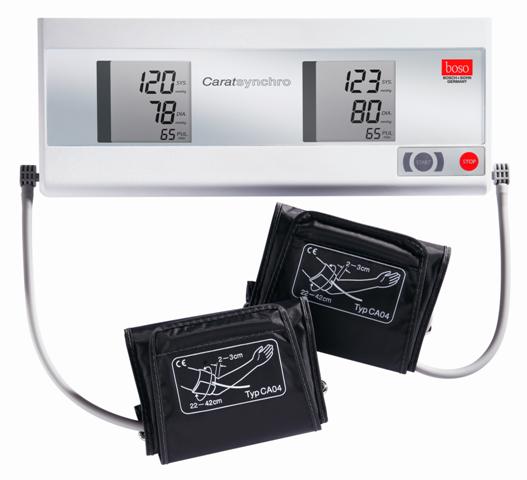 boso carat synchro Blutdruckmessgerät für die Simultanmessung