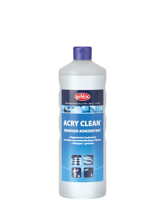 Eilfix® Acry Clean   Hygienereiniger Konzentrat   1 Liter Flasche