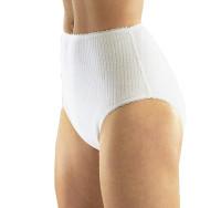 Suprima   Baumwoll Slip für Damen   Größe 36/38-52/54   Schlupfform   Weiß   1275 5 ( 97-104 cm Hüftumfang)