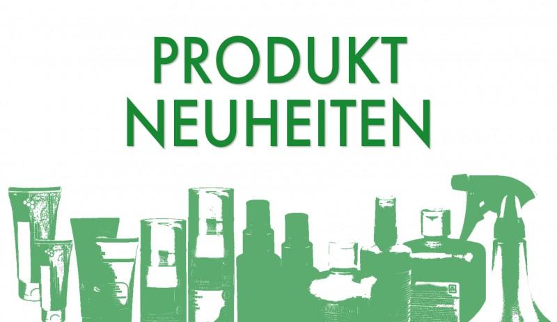 Produkt-Neuheiten