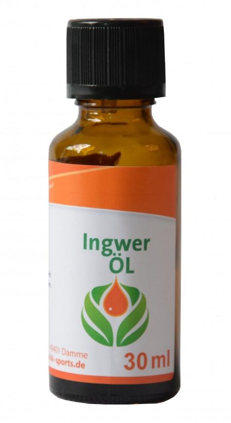 KK Ätherisches Öl Ingwer 30 ml Flasche