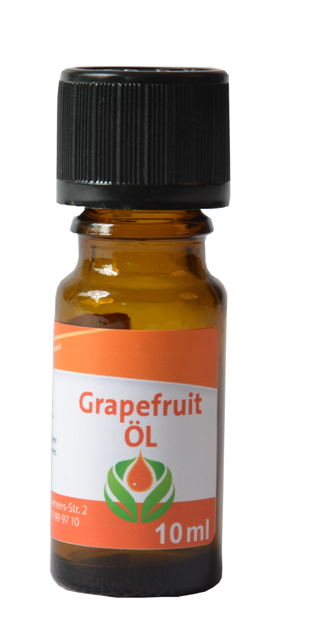 KK Ätherisches Öl Grapefruit 10 ml Flasche