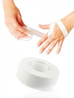 KK Sporttape 2,0 cm | Fingertape | Weiß | 10 m Rolle