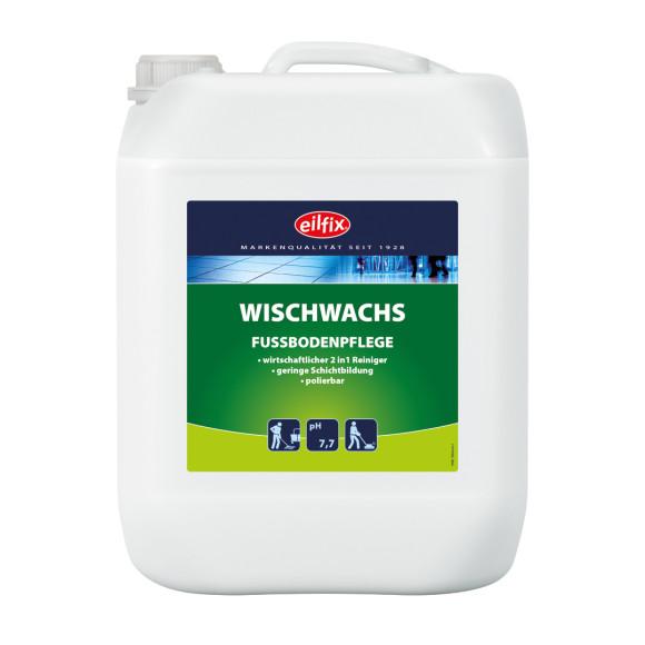 Eilfix® Wischwachs | Fußbodenpflege & -reinigung | 10 Liter Kanister