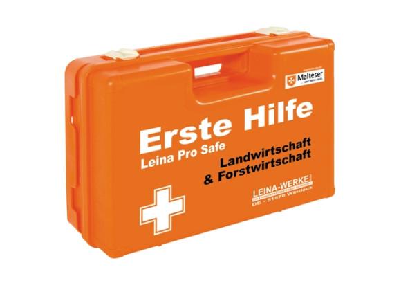Leina Pro Safe Land + Forstwirtschaft Erste Hilfe Koffer