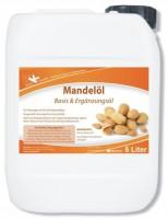 KK Mandelöl   Raffiniert   5 Liter Kanister 5 Liter / Kanister