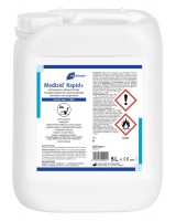 Meditrade Medizid Rapid+ 5 Liter Kanister