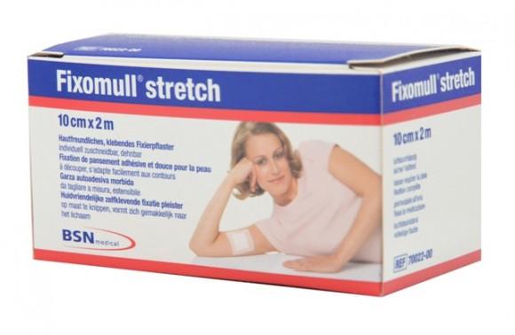 Fixomull® stretch Verbandfixierung 10 cm x 2 m Rolle