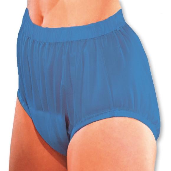 Suprima | PVC Slip | Unisex | Größe 56-60 | Blau Transparent | 1211