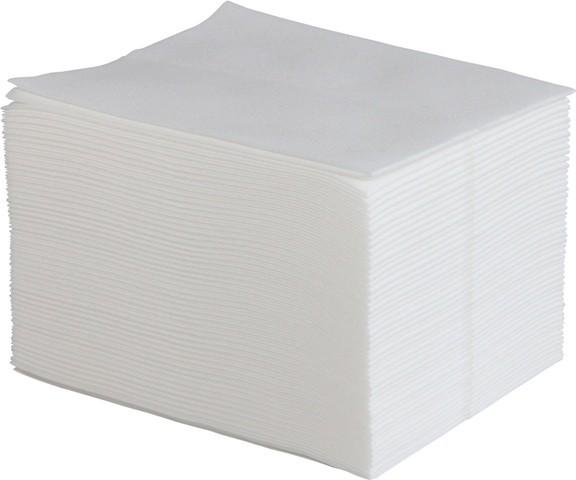 WIPEX®-Vliestücher | AIRLAID Mars | 30 x 38 cm | Z-gefaltet | Weiß | 500 Stück/Karton