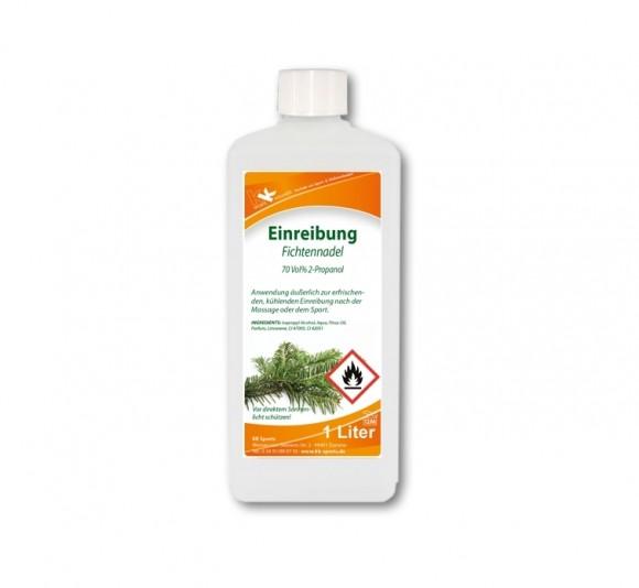 KK Einreibung Fichtennadel (70 Vol.%) 1 Liter Flasche