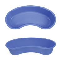 Nierenschale   Doppelt steril   Kunststoff   Blau   12 Stück/Packung