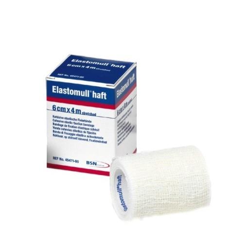 Elastomull® haft Fixierbinde 6 cm x 4 m Rolle