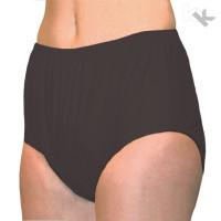 Suprima   PVC Inkontinenz-Slip   Unisex   Größe 34-54   Schlupfform   Schwarz   1205 schwarz / 34