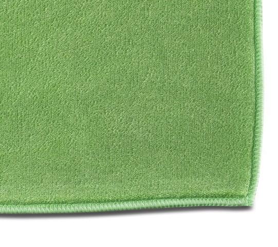 Mopptex | Microfaser Schwammtuch | Farbig | 23 x 23 cm
