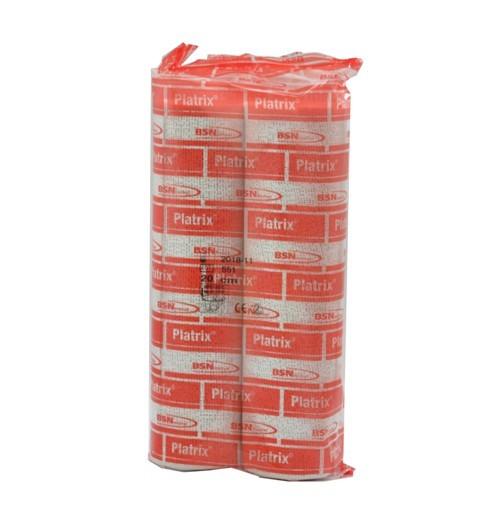Platrix® Gips Binde 20 cm x 3 m Packung mit 2 Rollen