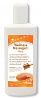 KK Wellness Massageöl Honig 250 ml Flasche
