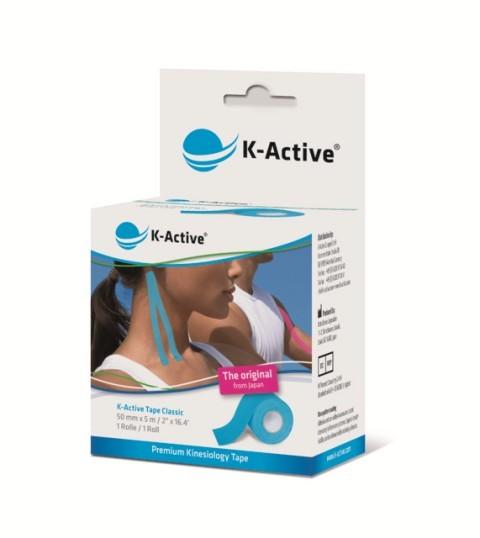 K-Active Tape Classic 50 mm x 5 m Singlebox