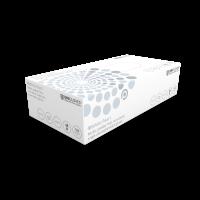 Unigloves Nitrilhandschuhe WHITE PEARL S-L 100 Stück/Box 6-7 small / Box mit 100 St.